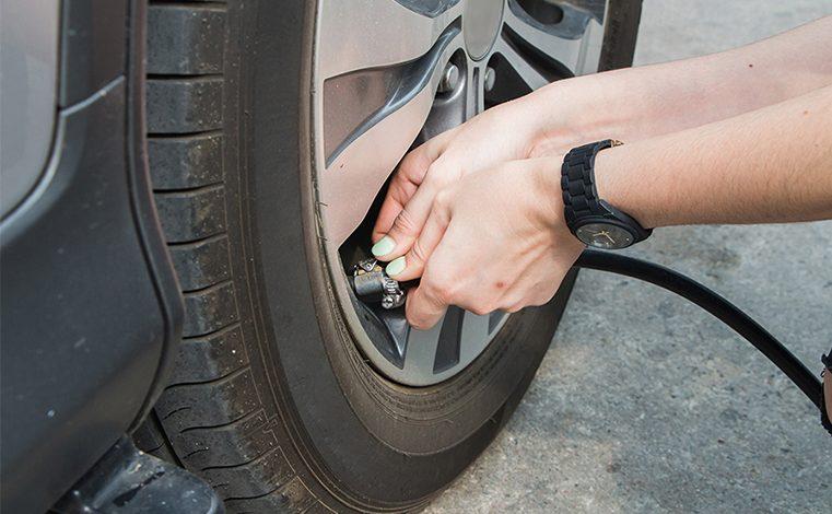 Có nên bơm lốp ô tô bằng khí Nitơ?