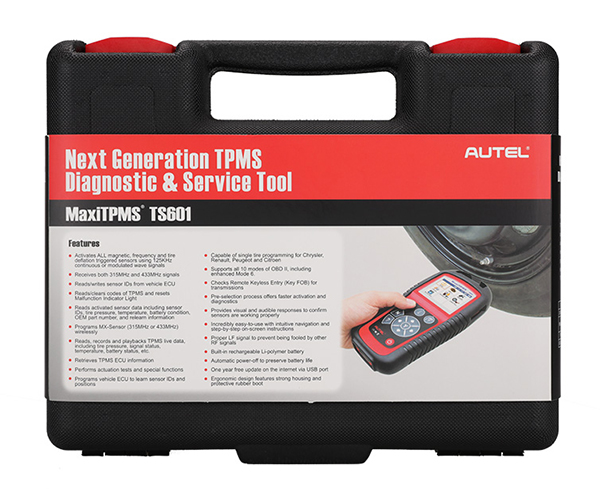 Autel MaxiTPMS TS601