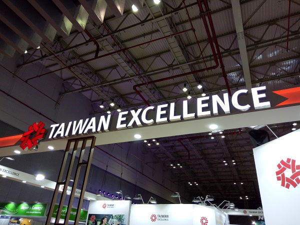 TPMS Orange trải nghiệm Taiwan Excellence