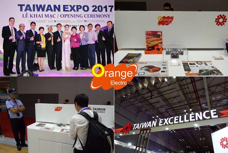 Cùng TPMS Orange trải nghiệm Taiwan Excellence 2017