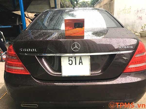 Cảm biến áp suất lốp Mercedes S600h