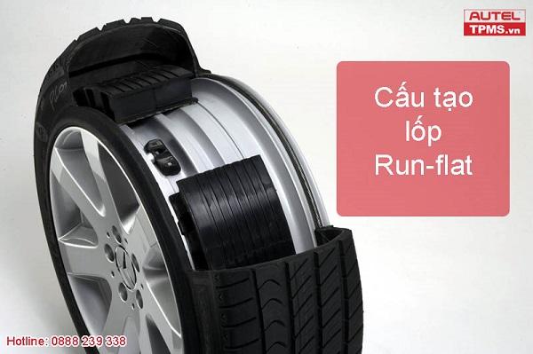 Những ưu điểm và nhược điểm của lốp Run-flat