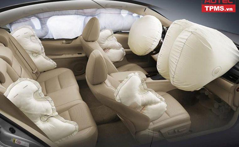 Những điều thú vị về túi khí trên ô tô